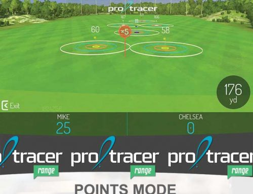 Protracer Points Game Poster for Northway 8 Golf